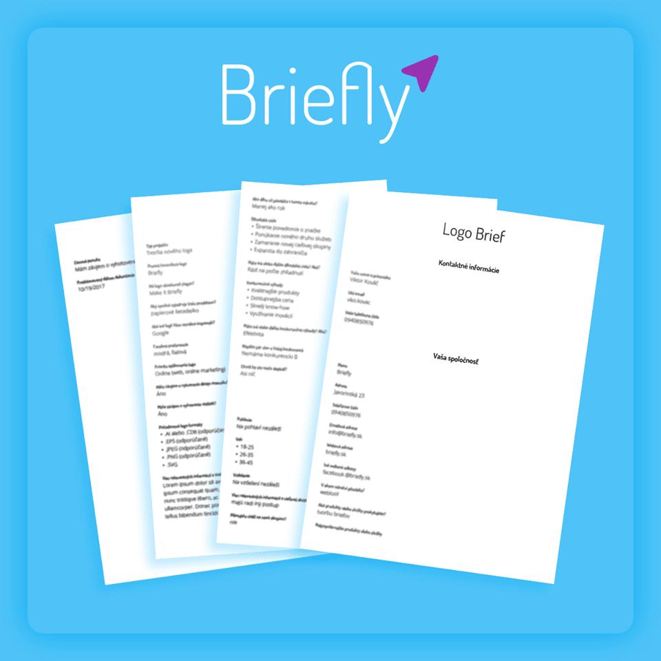 22365493 171764776709628 8072673676740355398 n - BRIEFLY: skvelý nástroj na vytváranie efektívnych briefov nielen pre marketérov