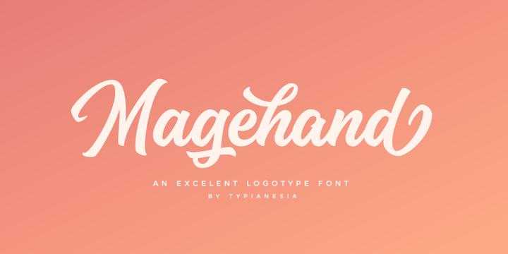 250324 - Font dňa – Magehand