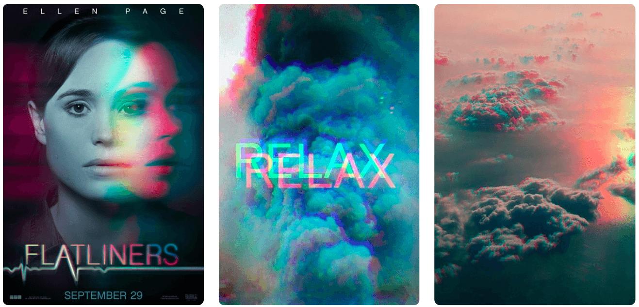 3a - Trendy v grafickém designu pro rok 2018