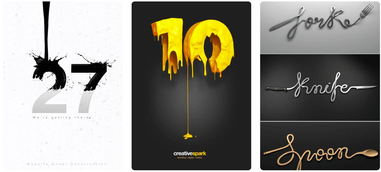 7a - Trendy v grafickém designu pro rok 2018