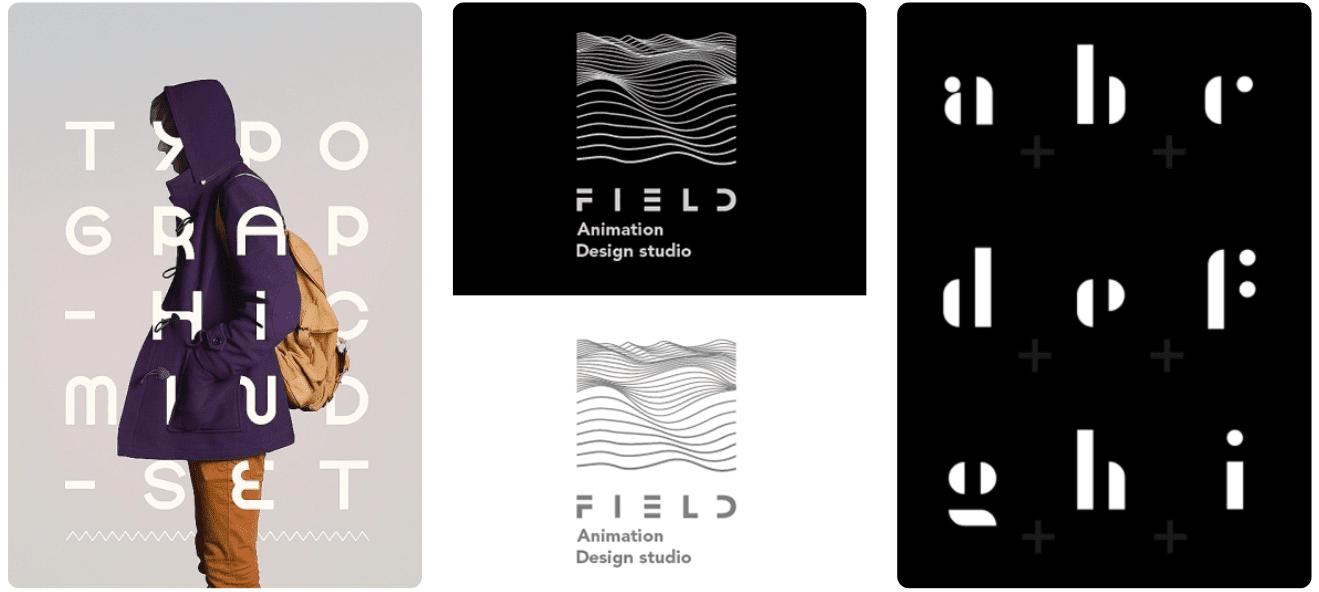8a - Trendy v grafickém designu pro rok 2018