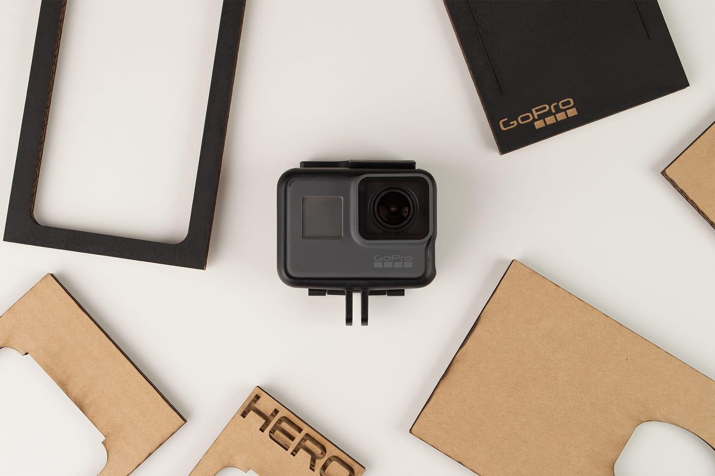 GoPro Packaging 01 - Ach, tie obaly – GoPro: Udržitelné balení