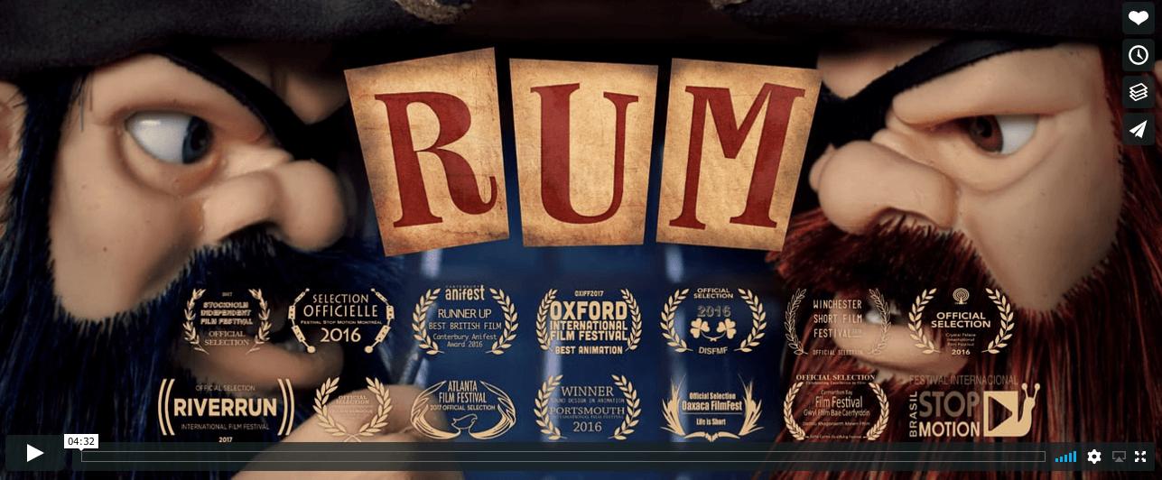 Snímka obrazovky 2017 11 04 o 10.10.59 - Pohyblivá inšpirácia – RUM (Short Film)