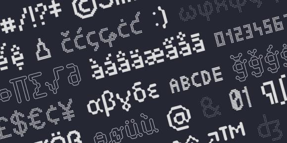 252251 3 580x290 - Font dňa – VP Pixel