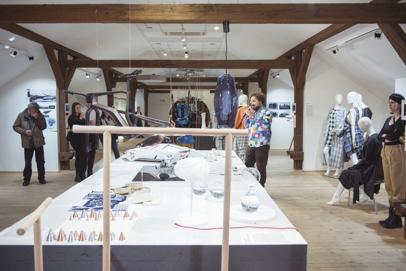 AS0 2253  - Finisáž výstavy Národná cena za dizajn 2017