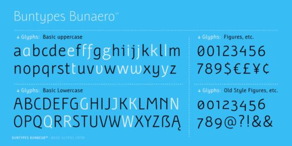 250063 580x290 - Font dňa – Bunaero Pro