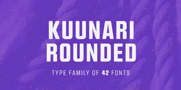 252664 580x290 - Font dňa – Kuunari Rounded