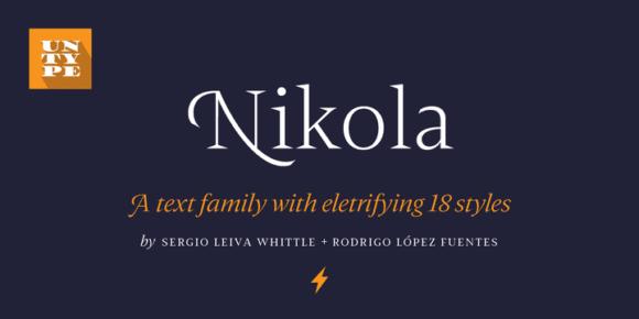 253631 580x290 - Font dňa – Nikola