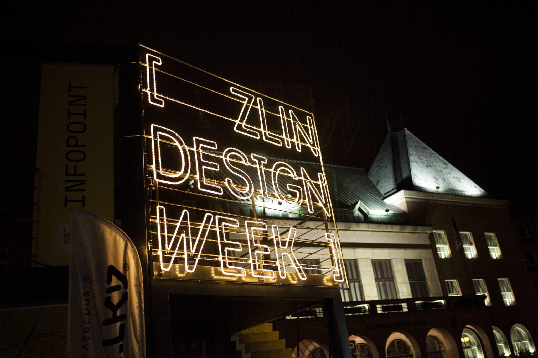 ZDW - Zlin Design Week si bude na jaře hrát s designem