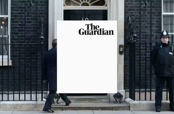 cover 1 - Space for ideas – Guardian predstavil novú identitu