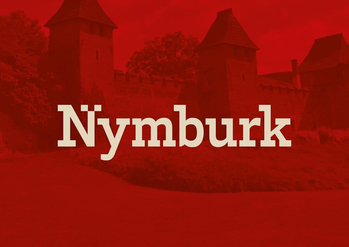 nymburk colmo logo 01 - Inšpirácia hradbami – Nymburk predstavil svoje nové logo