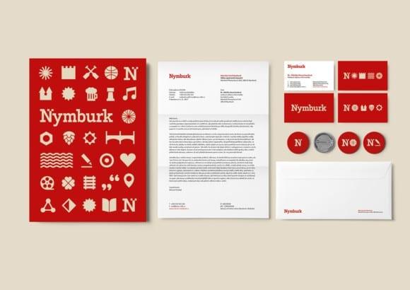 nymburk colmo logo 06 580x410 - Inšpirácia hradbami – Nymburk predstavil svoje nové logo