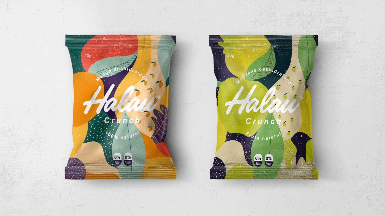 packaging halau 01 - Ach, tie obaly – Halau