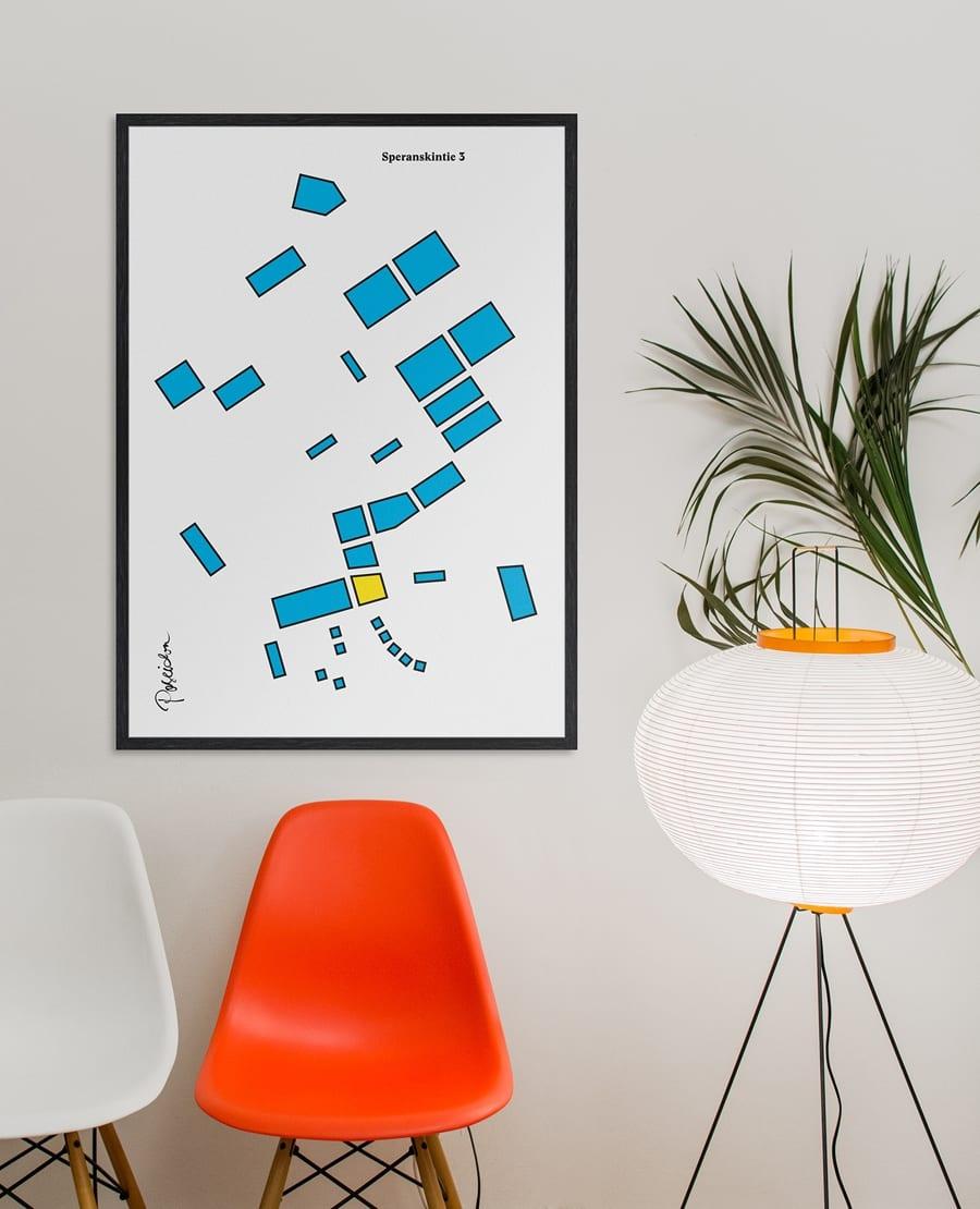 07 Poseidon Visual Identity and Poster by Kokoro and Moi on BPO - Inšpirujte sa týmito skvelými postermi
