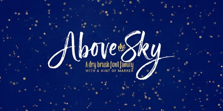 251498 - Font dňa – Above the Sky