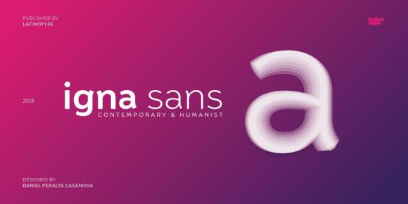 256287 580x290 - Font dňa – Igna Sans
