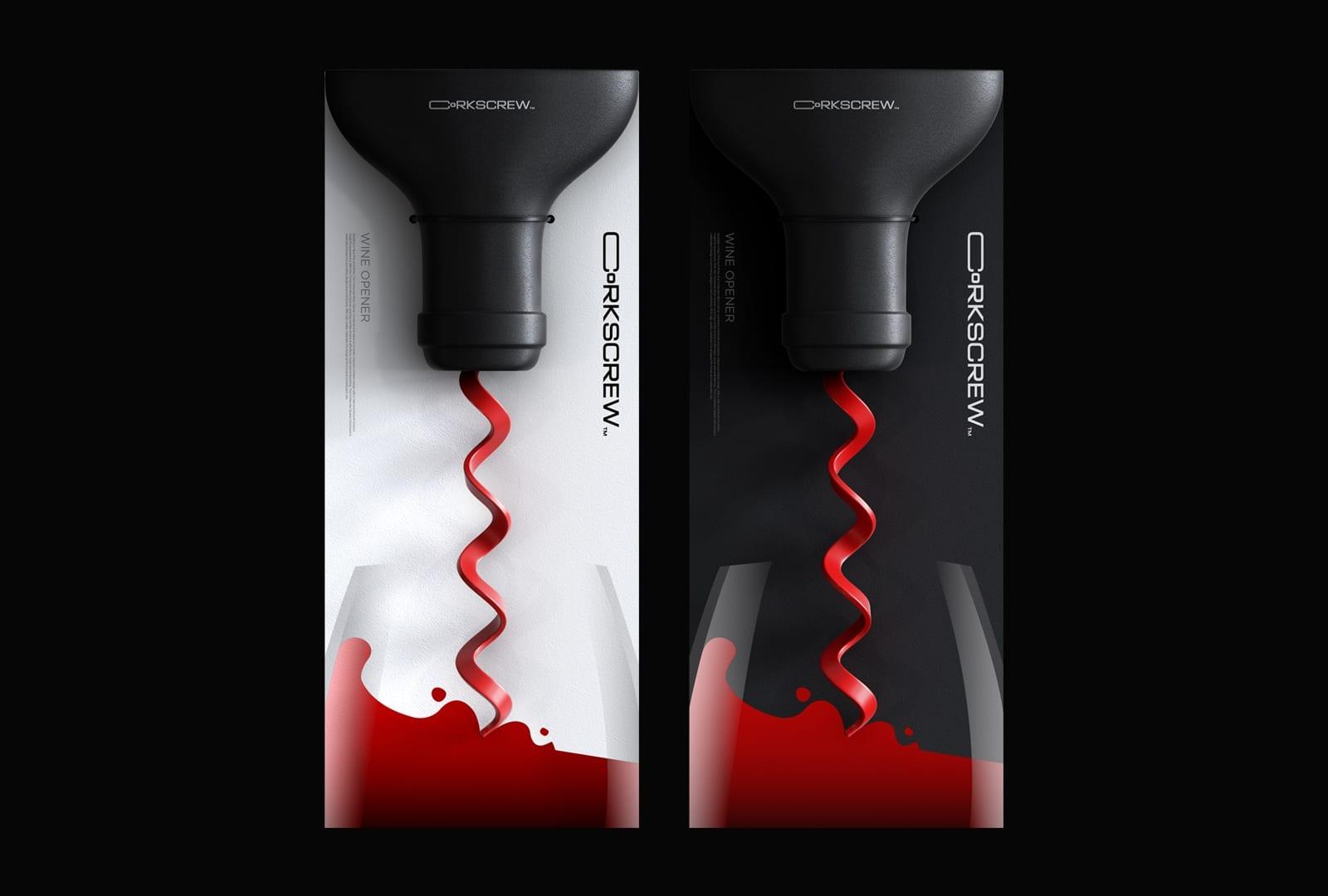 Corkscrew 1 - Ach, tie obaly – Corkscrew