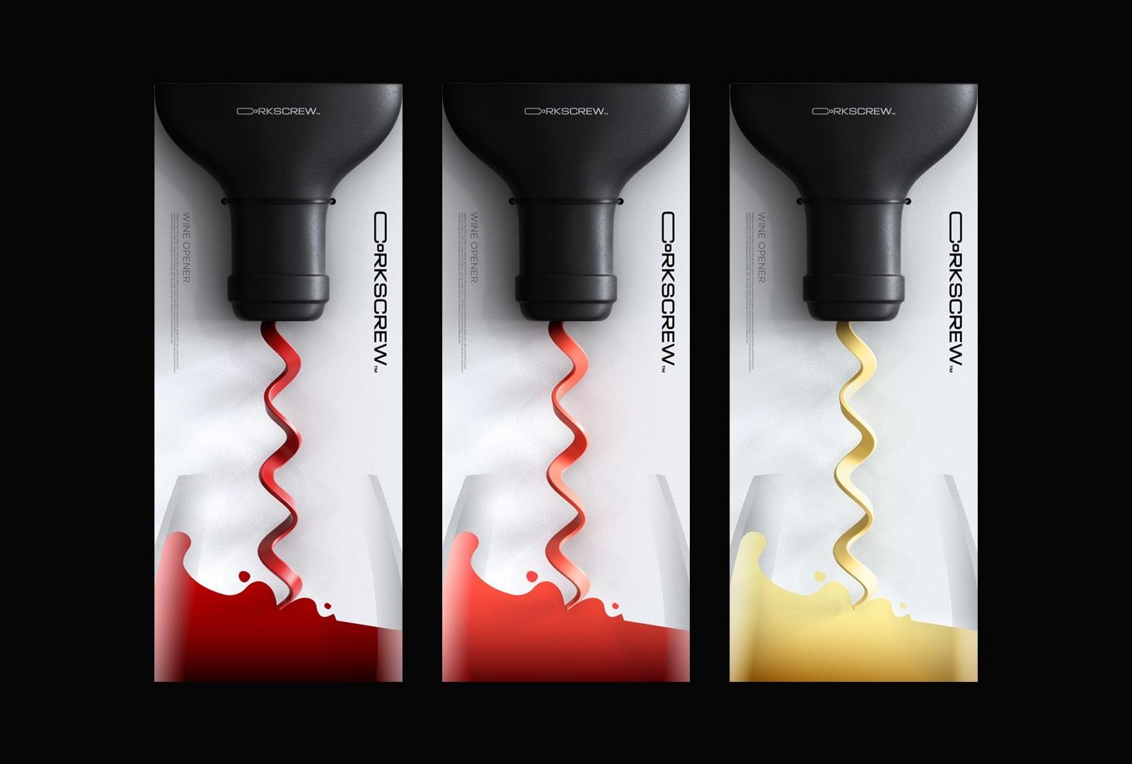 Corkscrew 2 - Ach, tie obaly – Corkscrew