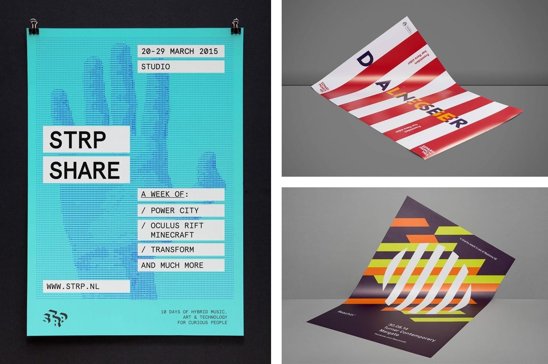 The Best Poster Design BPO Collections - Inšpirujte sa týmito skvelými postermi