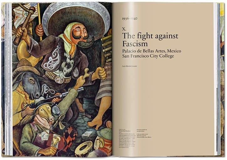 diego rivera taschen publication itsnicethat 11 1 - Taschen vydává nejrozsáhlejší studii o práci Diega Rivery