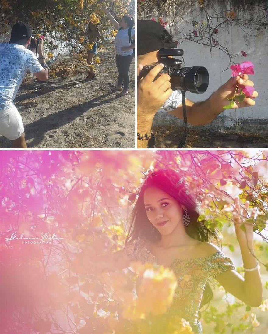 photography behind the scenes gilmar silva 11 5a03074b1c7e7  880 - 30 fotografií, ktoré dokazujú, že to fotografi občas nemajú vôbec jednoduché