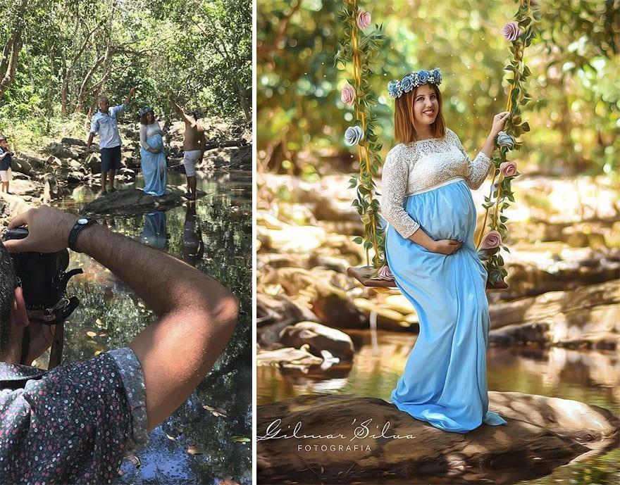 photography behind the scenes gilmar silva 38 5a030a656c8e7  880 - 30 fotografií, ktoré dokazujú, že to fotografi občas nemajú vôbec jednoduché