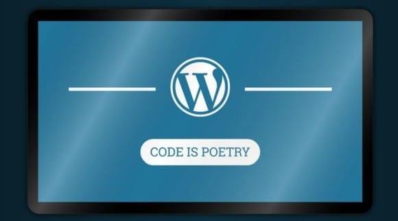 wordpress blog 580x322 - Návod ako si založiť blog cez WordPress aj keď ste doteraz nikdy neprogramovali