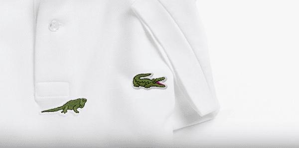 1 - Lacoste nahradilo svoje ikonické logo krokodíla, aby upozornilo na ohrozené druhy, ktoré sú na pokraji vyhynutia