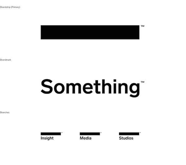 """2 No Logo LogoDesign Branding Creativity - """"No Logo"""" – design loga, který chytře využívá mozek kpodvědomému vyplnění prázdného místa"""