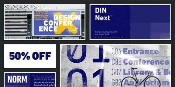 258923 580x290 - Font dňa – DIN Next