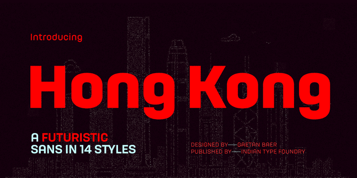 259022 - Font dňa – HongKong
