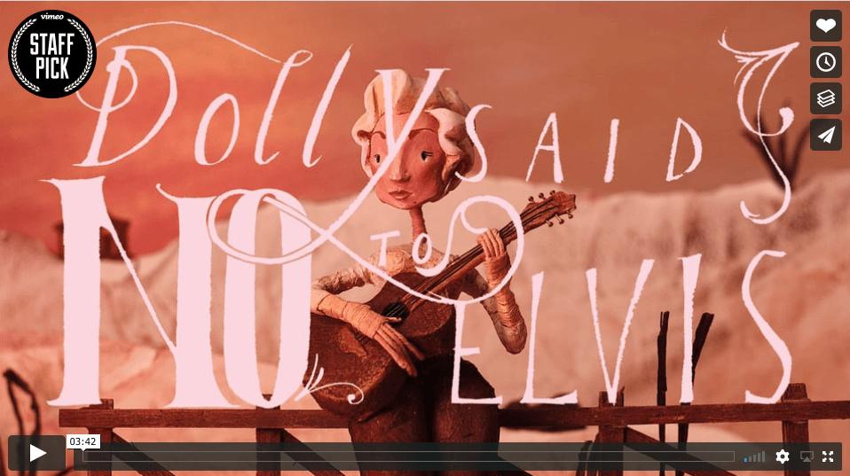 Snímka obrazovky 2018 03 18 o 18.08.45 - Pohyblivá inšpirácia – Dolly Said No To Elvis