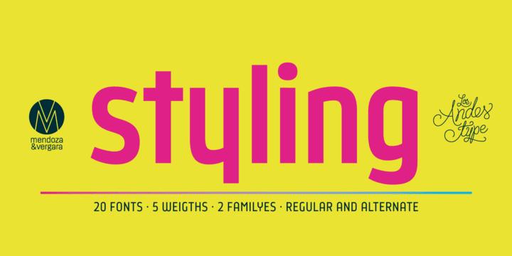 161030 1 - Font dňa – Styling