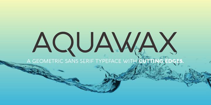 210062 - Font dňa – Aquawax