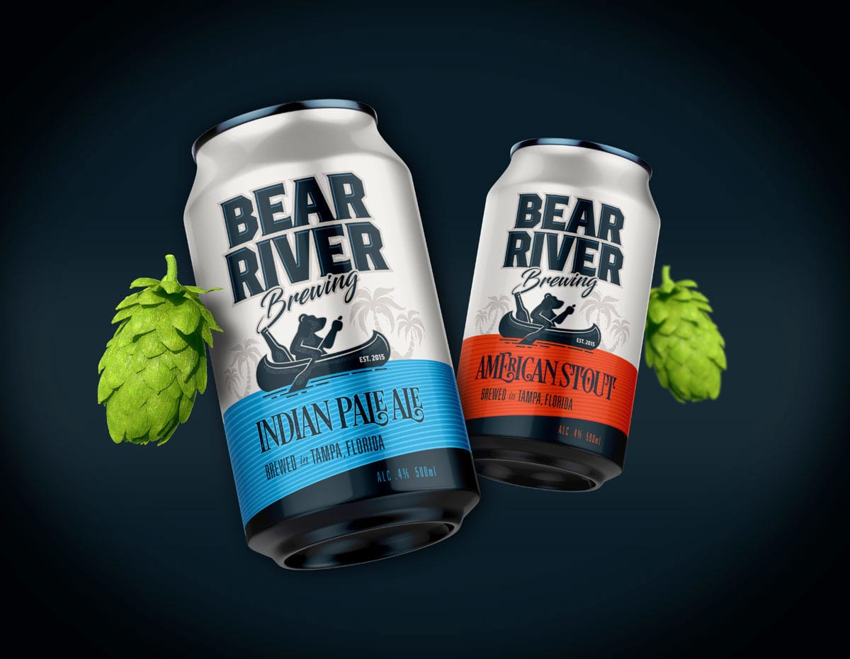 Bear River Brewing Branding 010 - Ach, tie obaly – Bear River Brewing