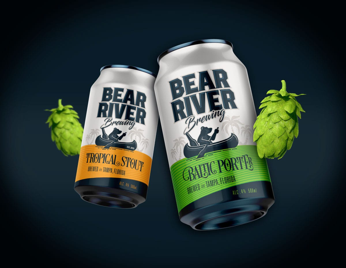 Bear River Brewing Branding 09 - Ach, tie obaly – Bear River Brewing