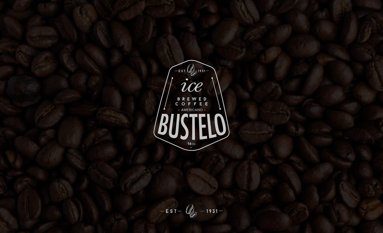 Bustelo 1 - Ach, tie obaly – Bustelo Coffee Bottle