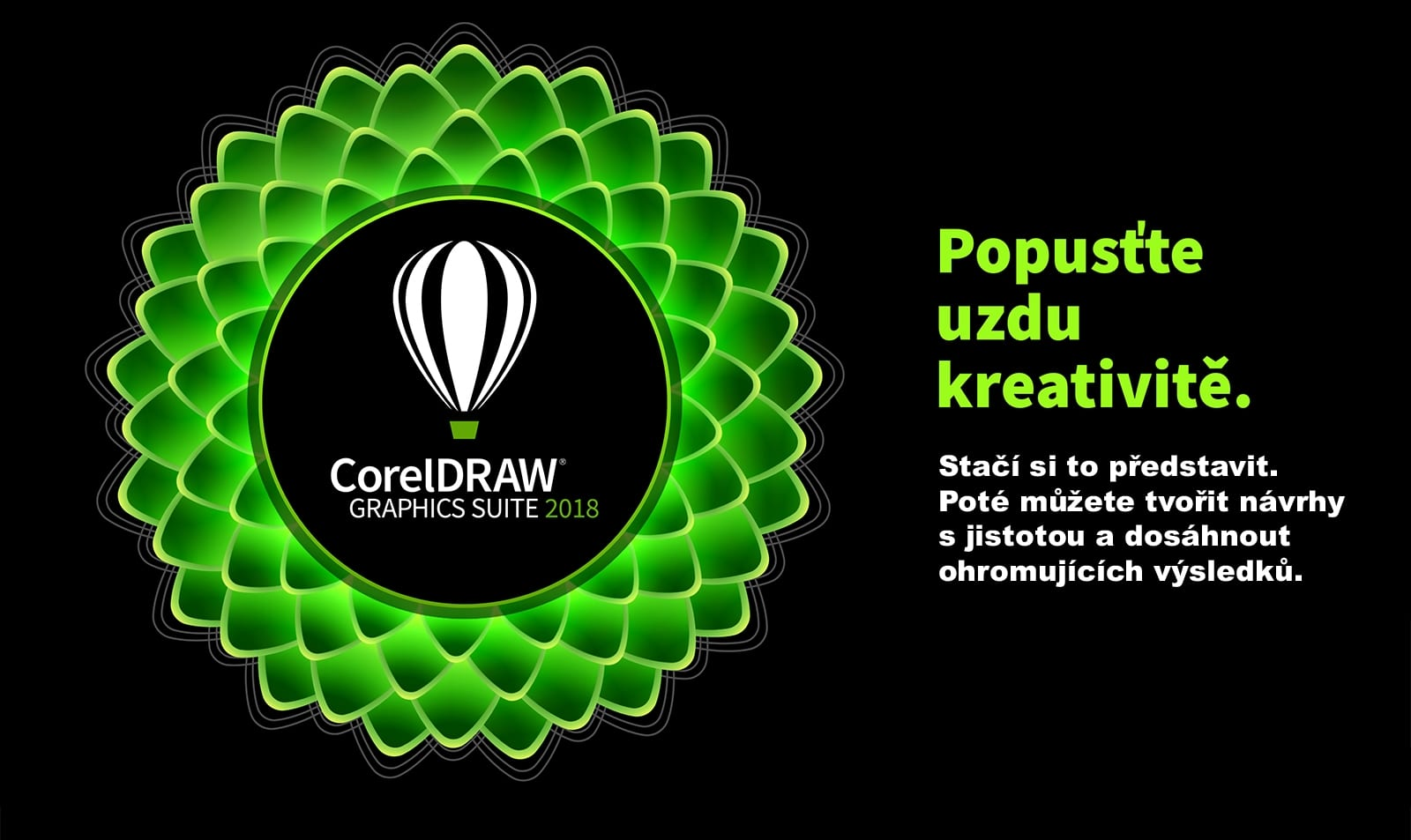 CorelDRAW Graphics Suite 2018 Flyer CZ 1 - Nová verze CorelDRAW Graphics Suite 2018