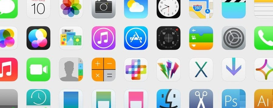 Designing Your App Icon - 5 obrovských trendů vnavrhování ikon aplikací