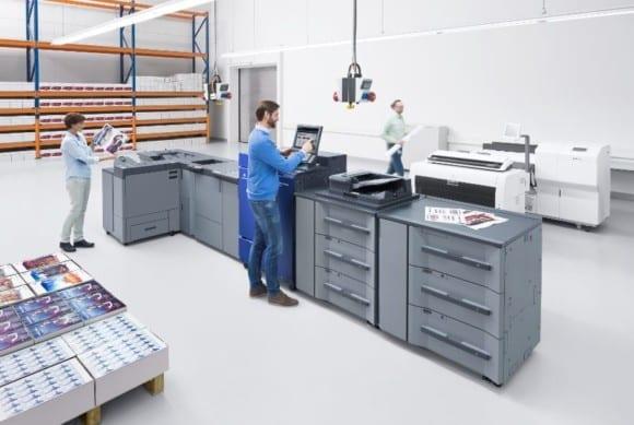 foto KM 580x389 - Konica Minolta získala ocenenie za inováciu v oblasti automatizácie tlače