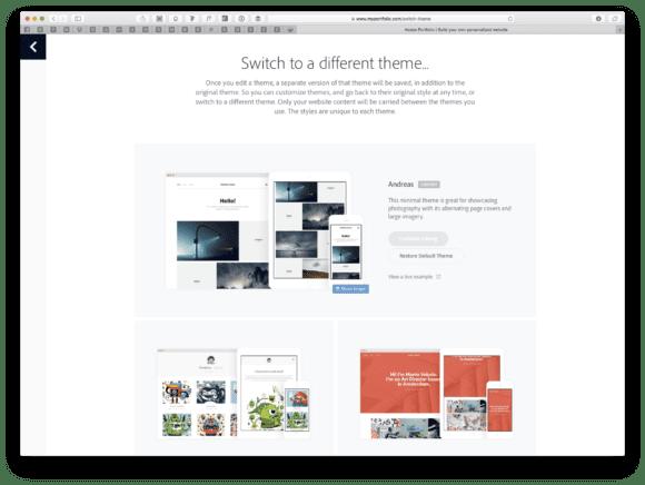 07 580x436 - Vytvorte si vlastné web portfólio s Adobe