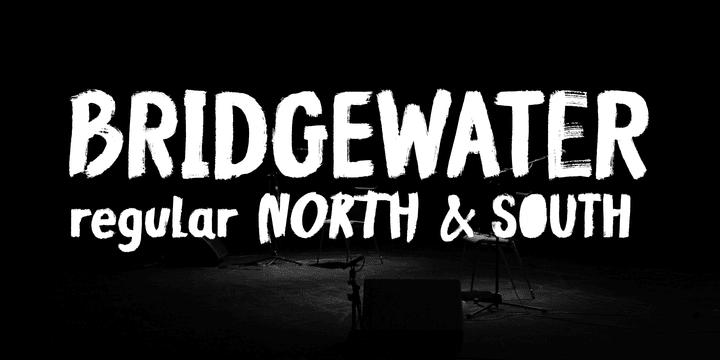 255385 - Font dňa – Bridgewater