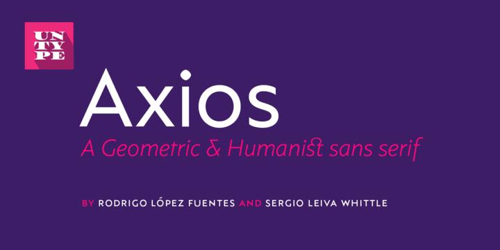 262193 - Font dňa – Axios