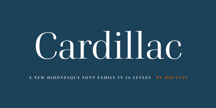 262701 - Font dňa – Cardillac