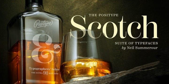 262880 - Font dňa – Scotch