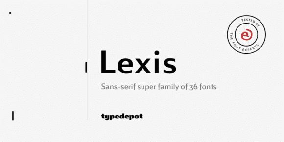 263363 580x290 - Font dňa – Lexis