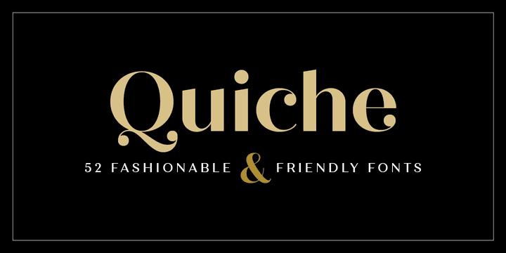 263918 - Font dňa – Quiche
