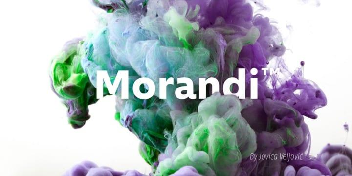 264291 - Font dňa – Morandi