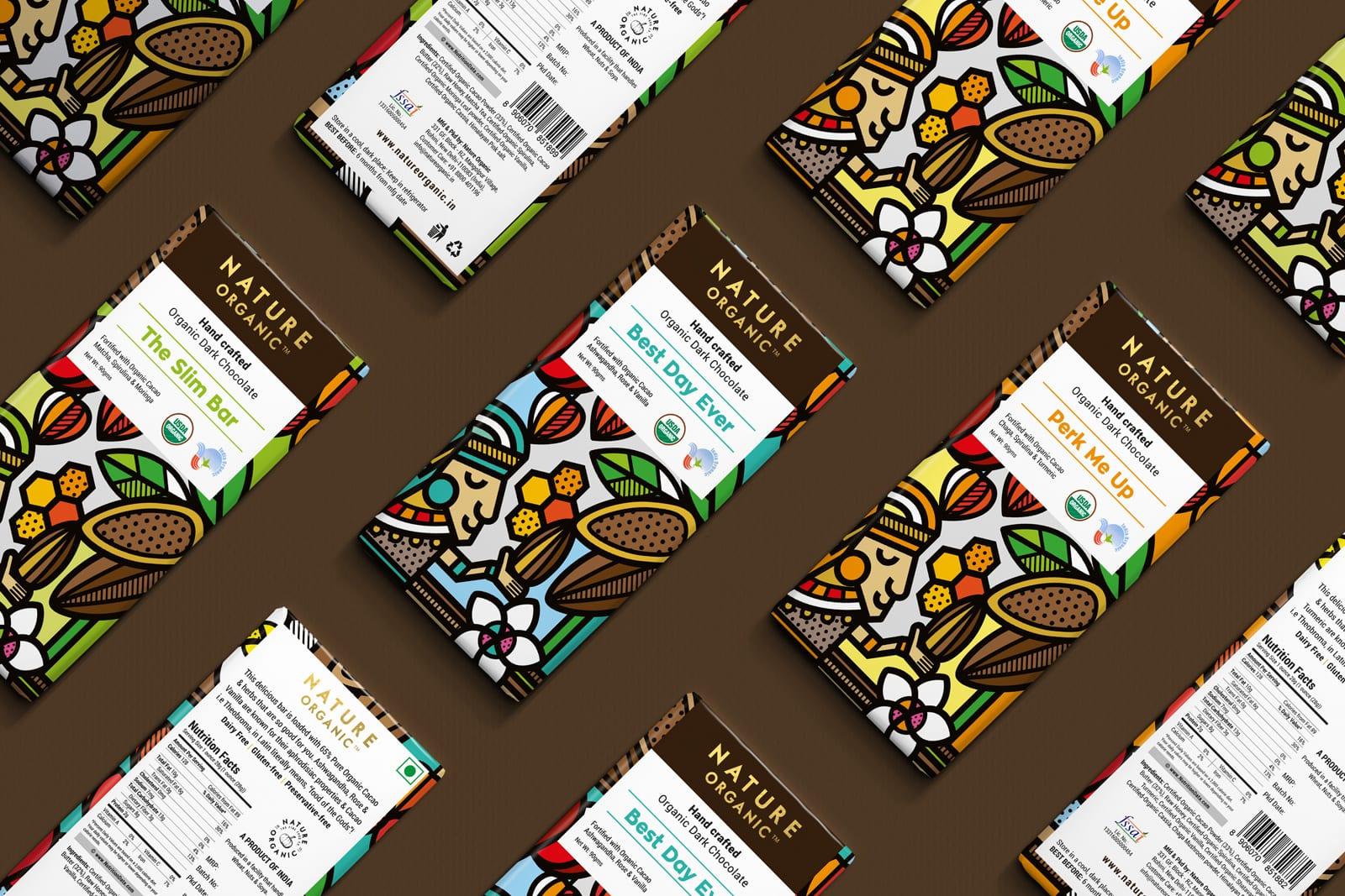 Nature Organic Chocolates 01 - Ach, tie obaly – Nature Organic Chocolates