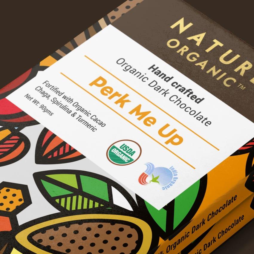 Nature Organic Chocolates 012 - Ach, tie obaly – Nature Organic Chocolates